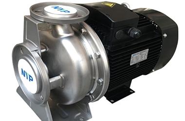 不锈钢离心泵的工作原理